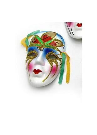 Декор для дома маска интерьерная керамическая