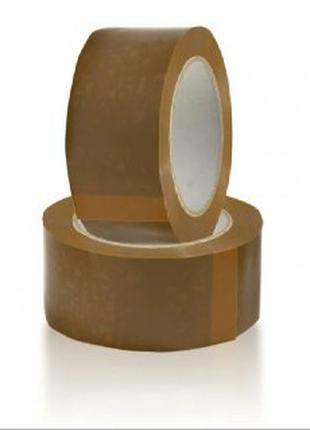 Скотч коричневый 45мм*500м  60 мкм (36 шт.)