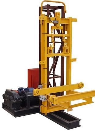 Н-73 метров, г/п 500 кг.  Грузовые строительные подъёмники  для о