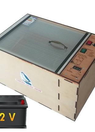 Автоматический инкубатор BEST – 45 АКБ ( возможность работы от ак