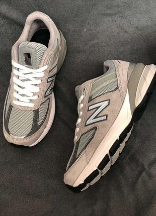 Кроссовки New Balance 990 v5 NB, Нью Бэланс, НБ