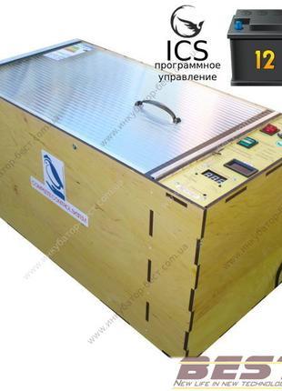 Автоматический инкубатор BEST – 70 АКБ ( возможность работы от ак