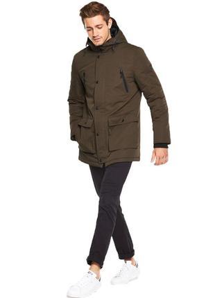 Куртка парка на подростка very англия