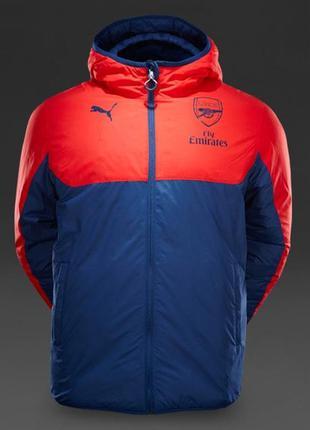 Мужская  куртка puma arsenal