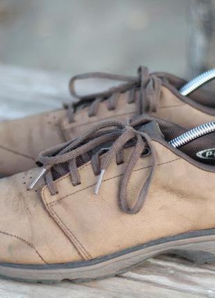 Кожаные кроссовки asics gel-odyssey wr