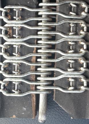 Механические разъемные соединители  конвейерных лент