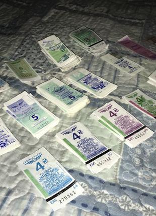 Колекция билетиков на подарок смотрите др. мои товары