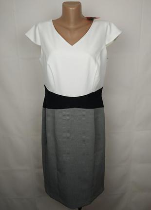 Платье новое красивое футляр uk 14/42/l