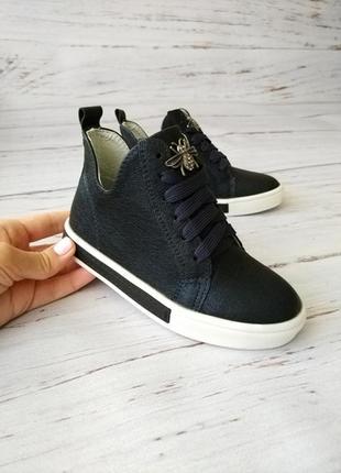 Стильные ботинки для девочек bessky