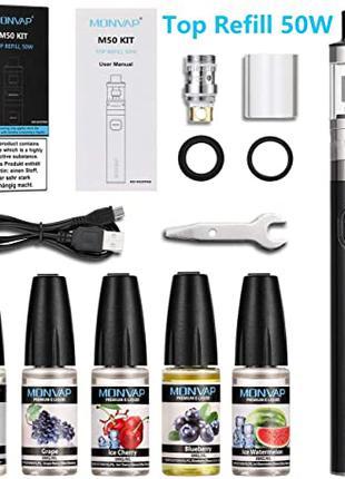 Вейп электронная сигарета кальян monvap m50 kit