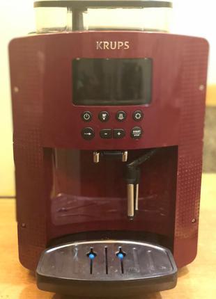 Кофемашина KRUPS Essential Automatic Espresso EA8100 Series
