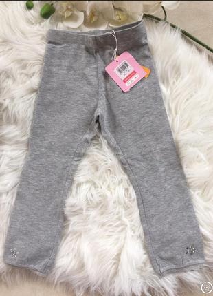 Новые лосины для девочки, штаны для девочки 2-3 года, штаны ро...