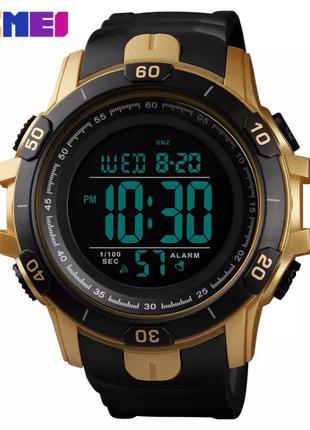 Часы SKMEI 1475 Black_Gold