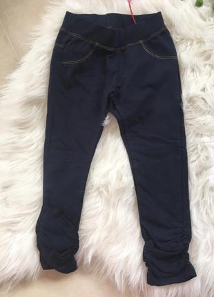 Новые штаны для девочки, лосины для девочки 2-3 года, джинсы т...