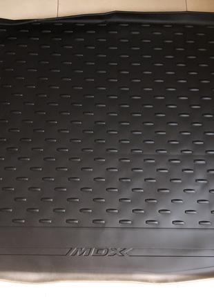 Новый оригинальный коврик в багажник Acura MDX