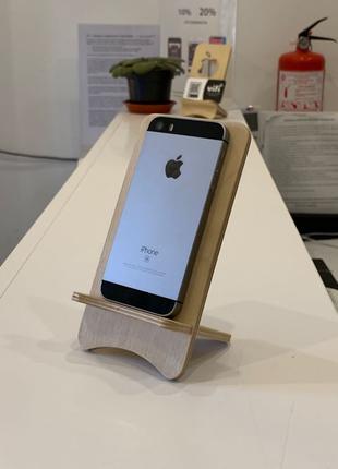 iPhone SE 64Gb Space Gray Neverlock Оригинал Гарантия Отправка