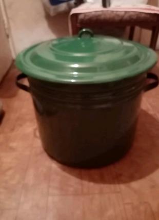 Большая кастрюля 20 литров