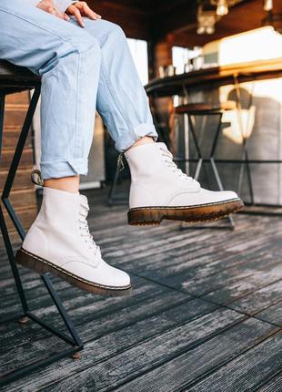 Dr martens  ботинки женские мартенси