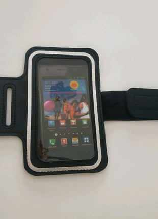 Чехол на руку для iPhone 6 Plus/7 Plus, смартфона до 5,5 дюйма Че