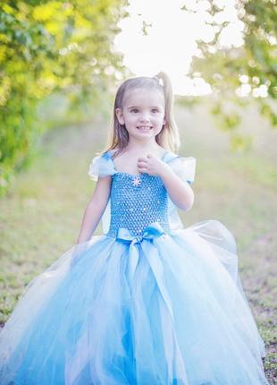Бальное платье для девочки - Новое
