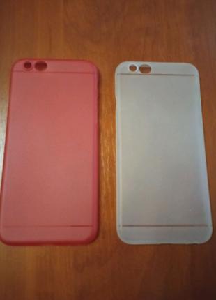 Чехол пластиковый iPhone 6 / 6s