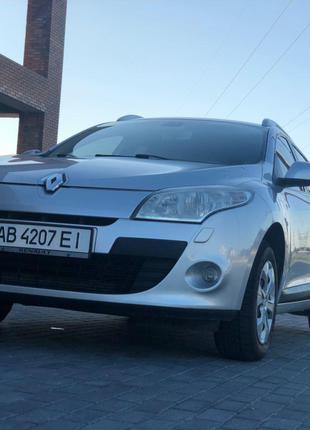 Renault Megane 3 2011 1.5 tdi 6-ти ступка