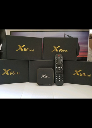 Android smart TV-Box X96mini 4k