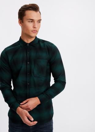 Рубашка с длинным рукавом, L, Турция, новая