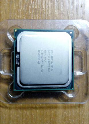 Процессор Intel E8400 socket 775