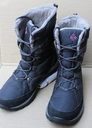 Полусапоги columbia mid boots minx fire tall omni-heat waterpr...