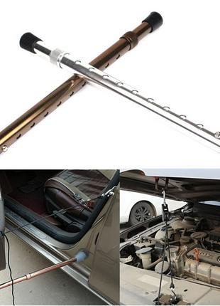 Упор телескопический с затяжкой для фиксации двери , капота PDR