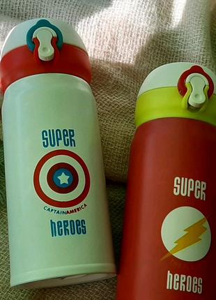 "Термос ""Super Heroes"" 350 мл"