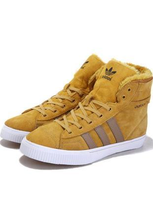 Зимние кроссовки adidas aditennis