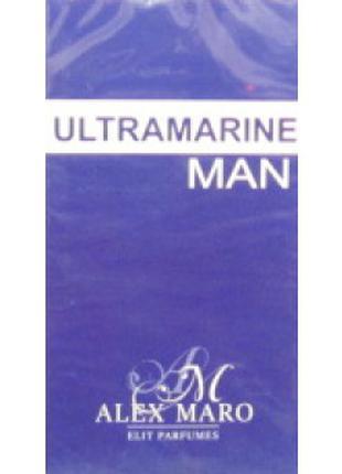"""Туалетная вода мужская """"Ultramarine"""" 100мл"""