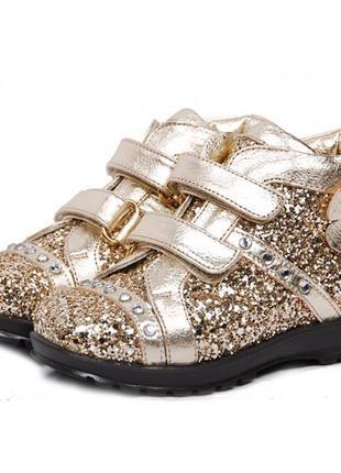 Продам итальянские детские ботинки Simone