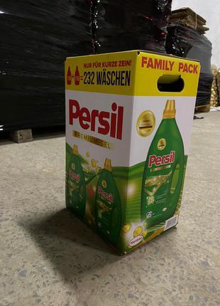 Persil Premium Gel – универсальный гель для стирки, 5,8л + 5,8л н