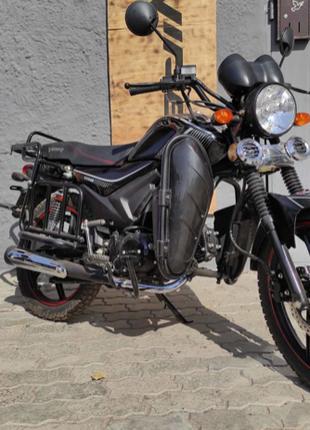 Продам мотоцикл 125 кубів Viper ZS125