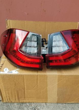 Фонарь стоп задний Lexus RX LED USA правый левый 15 16 17 18 19