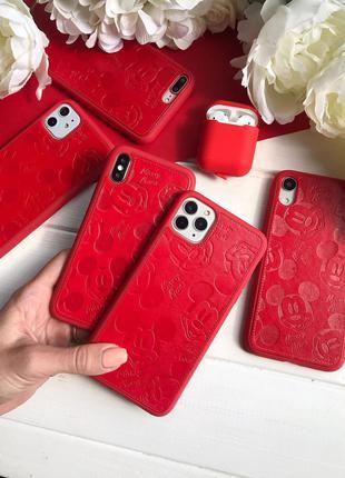 Чехол микки маус для iphone