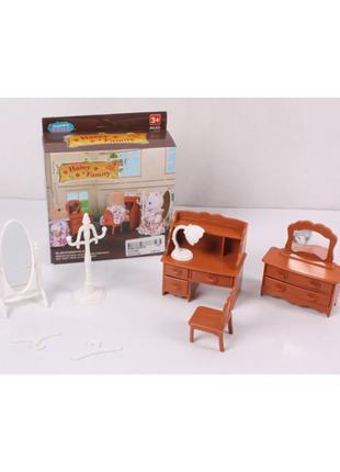 Животные флоксовые 012-05B письменный стол, /фигурки животных в н