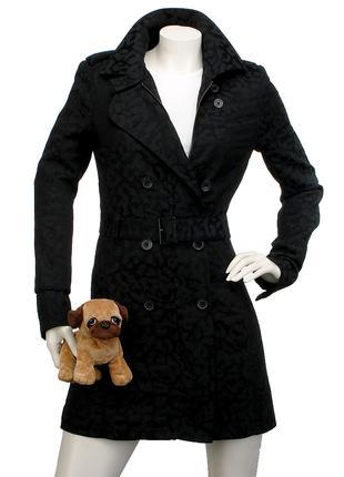 Guess Usa легкий тренч классический плащ полупальто пиджак пальто