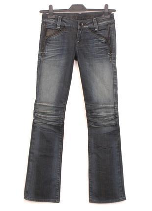 Freesoul Италия детские штаны прямые джинсы бойфренды 25/32