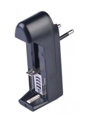 Зарядное устройство для Li-ion аккумуляторов 1х18650