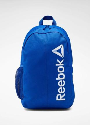 Рюкзаки reebok active core backpack артикул ec5523