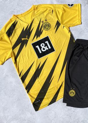 Футбольная форма Боруссия Дортмунд 2020-2021