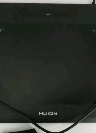 Графический планшет HUION + подарки