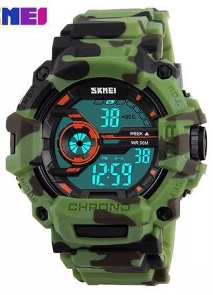 Часы SKMEI 1233 Komo_Green