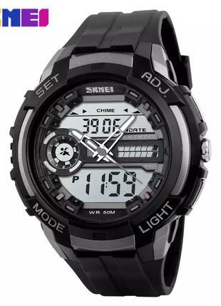 Часы SKMEI 1202 Black