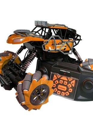 Трюковая машинка на радиоуправлении, вездеход Fever Buggy4WD 4x4