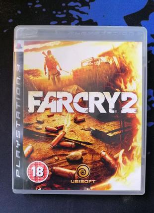 Farcry 2 для PS3